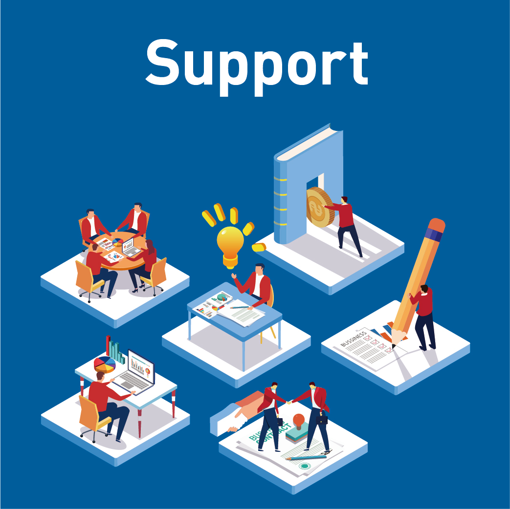 出版後のサポートと課題解決